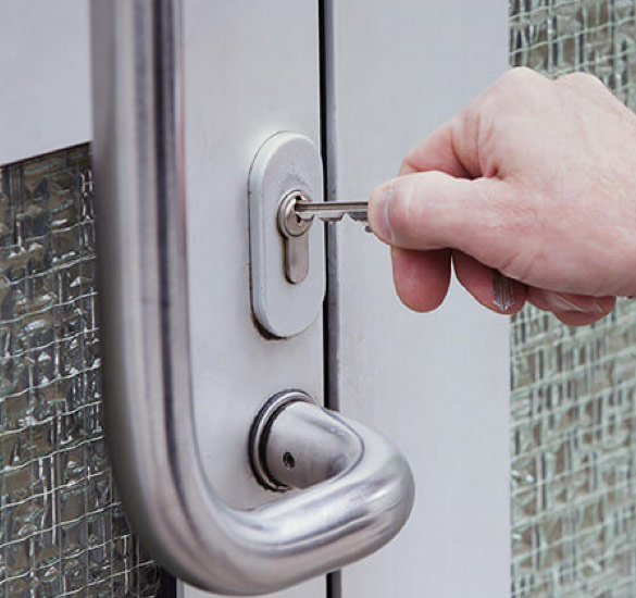 Private Owner Unlocking Rental Property